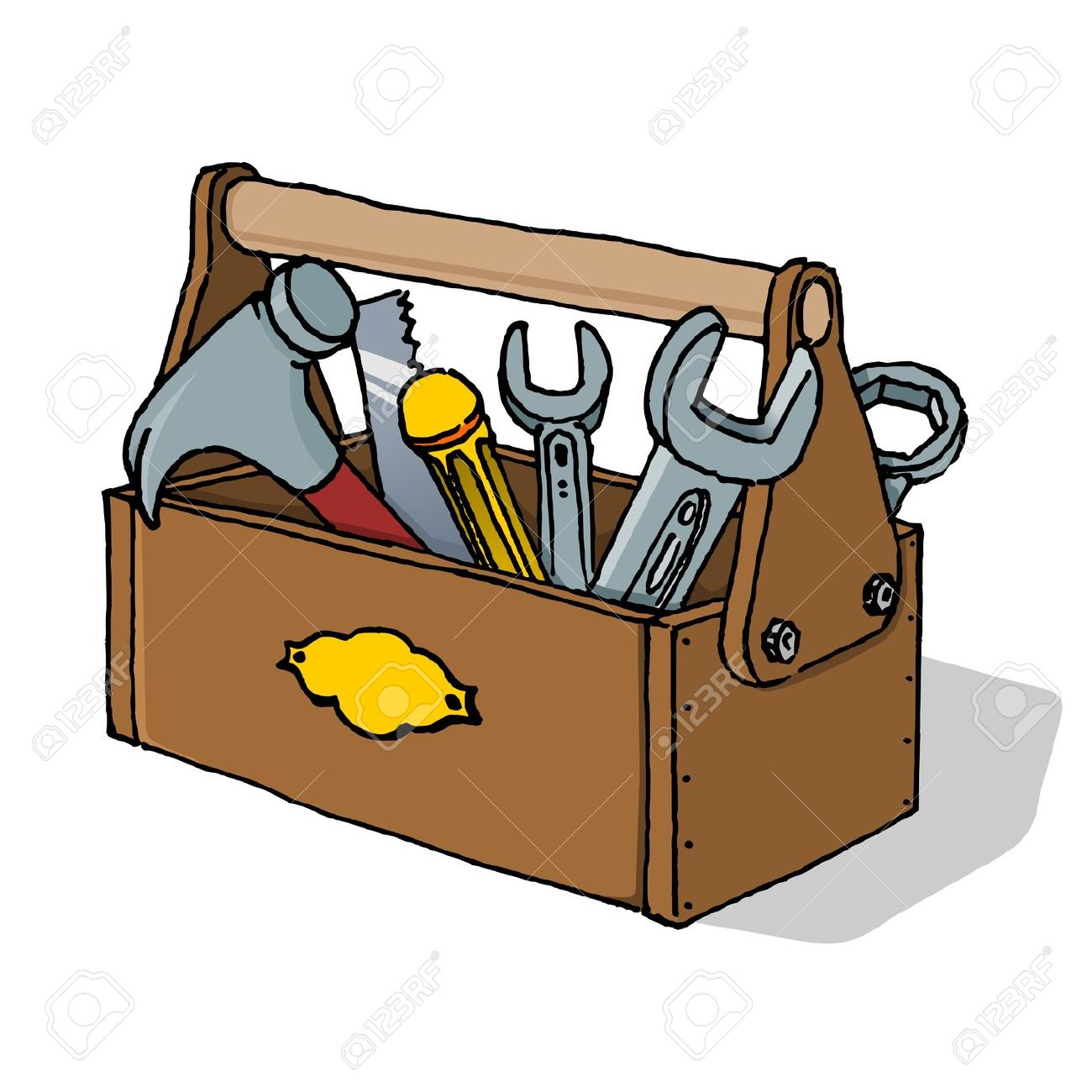 Home Maintenance Toolbox Clipart Panda Free Clipart Images
