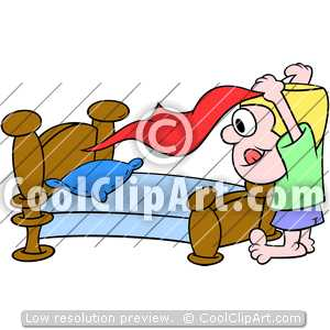 Clip Art Make Clipart make bed clipart panda free images
