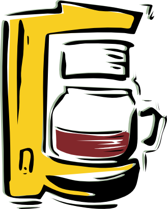 Coffee Pot Clipart   Clipart Panda - Free Clipart Images