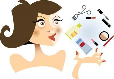 Girl Putting On Makeup Clipart Makeup 20clipart   Cli...