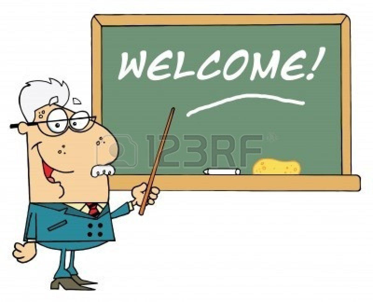 Senior Male School Teacher | Clipart Panda - Free Clipart ...