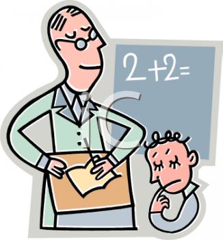 Male Math Teacher Clip Art | Clipart Panda - Free Clipart Images