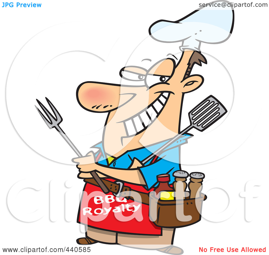 man%20cooking%20clipart%20black%20and%20white