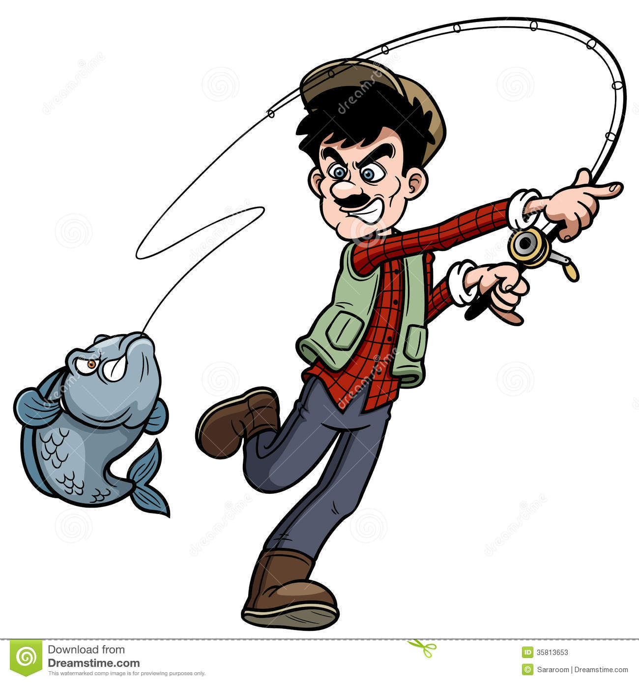 man fishing clip art related keywords amp suggestions man