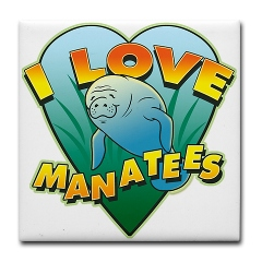 love manatees-they're my | Clipart Panda - Free Clipart Images