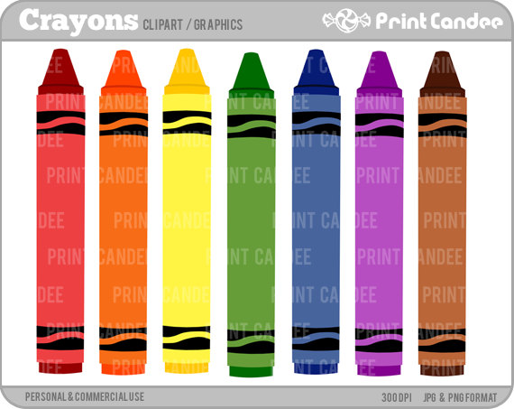 Red Crayon Clipart | Clipart Panda - Free Clipart Images