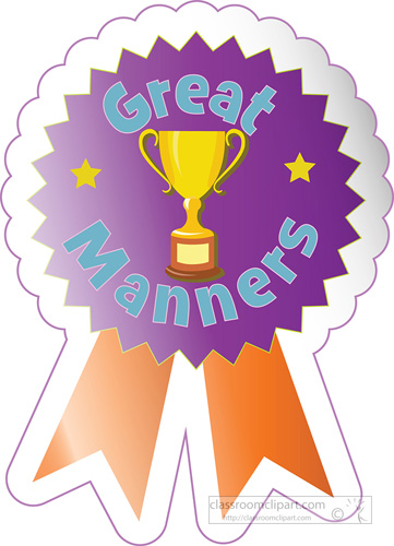 Manners Clip Art Free   Clipart Panda - Free Clipart Images