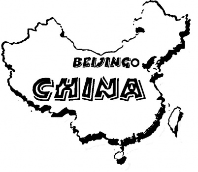 Map Of China Coloring Page Clipart Panda Free Clipart Images