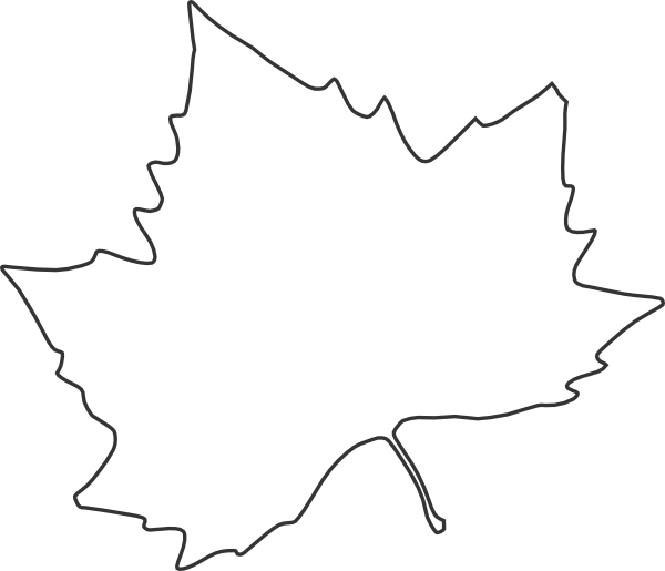 maple-leaf-clipart-black-and-white-leaf-