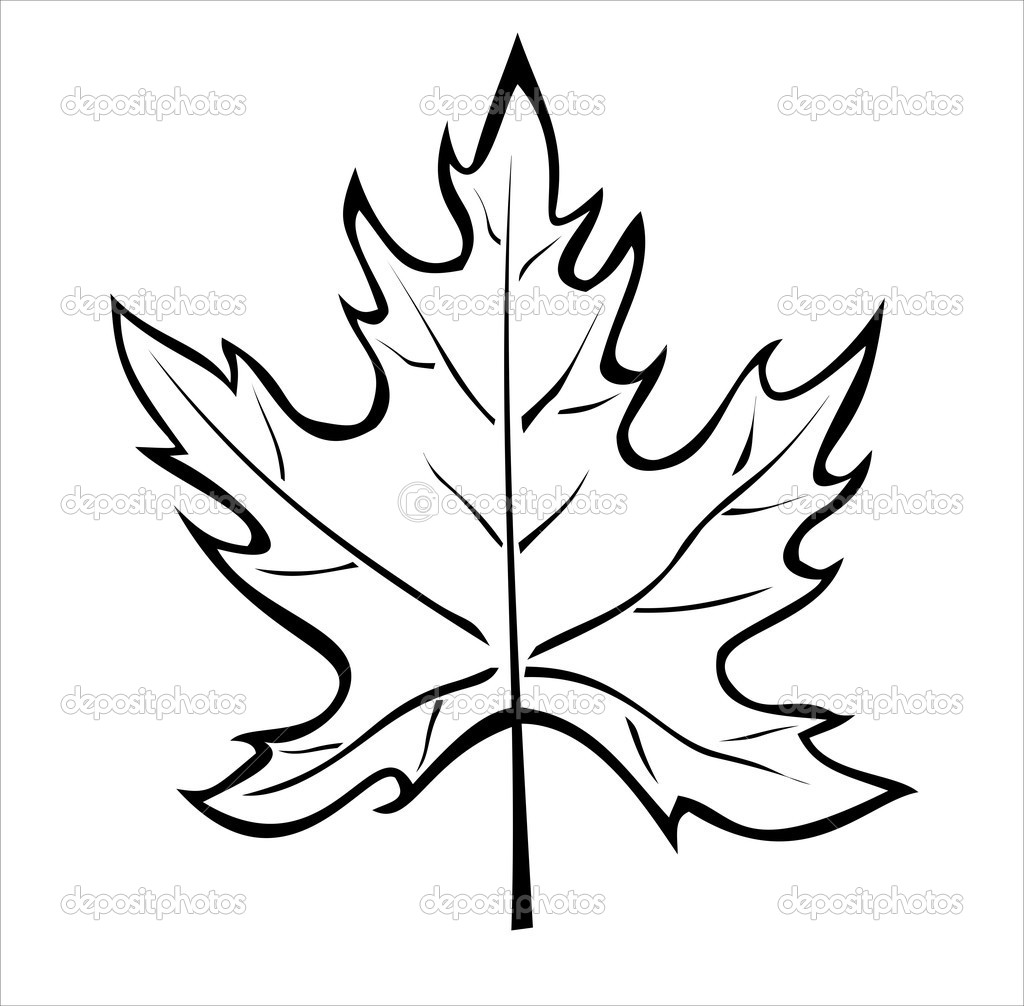 maple leaves coloring pages autumn leaves coloring pages maple leaf