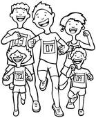Free Pictures Runners, Download Free Clip Art, Free Clip Art on Clipart  Library