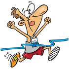 People Running Marathon Clipart   Clipart Panda - Free ...