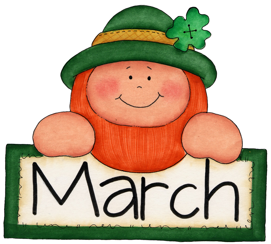 Month Of March Clipart Images & Pictures - Becuo