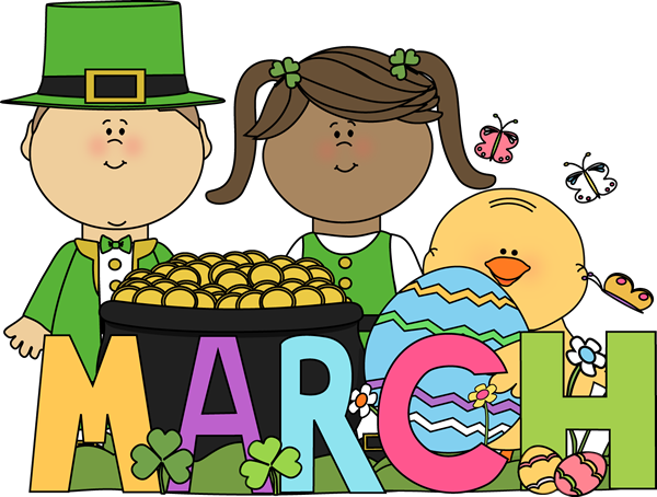 march%20clipart