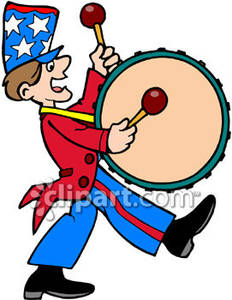 Marching Bass Drum Clip Art | Clipart Panda - Free Clipart Images