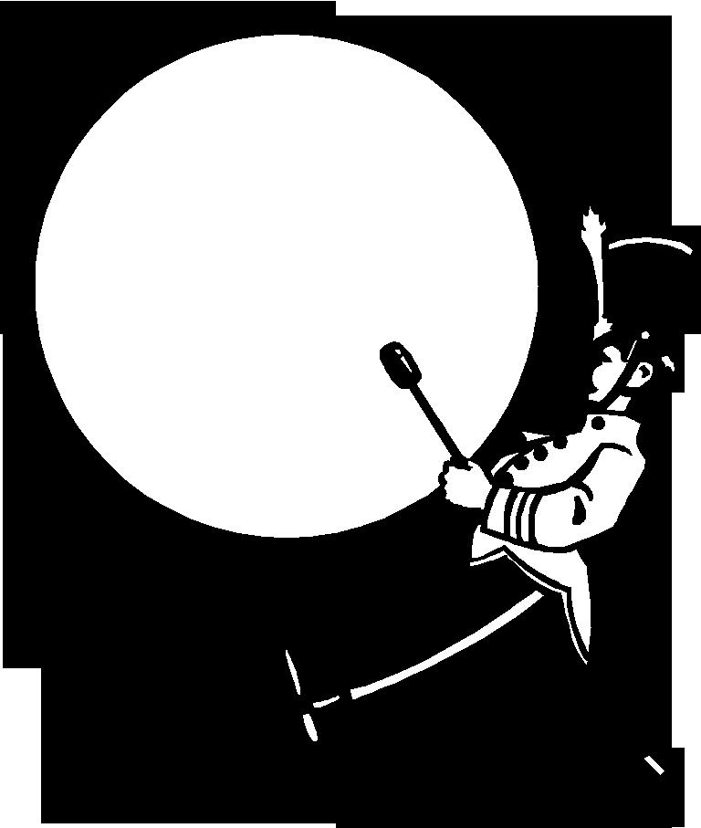 Marching Bass Drum Clip Art | Clipart Panda - Free Clipart ...