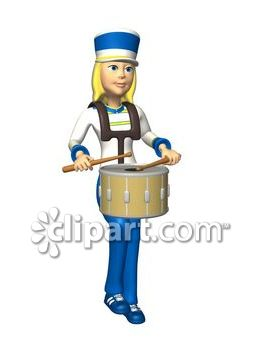 Marching Snare Drum Clip Art | Clipart Panda - Free Clipart Images