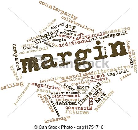 how to move the margin in words