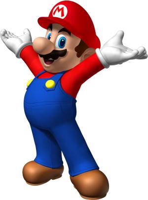 Super Mario Bros. clip. | Clipart Panda - Free Clipart Images