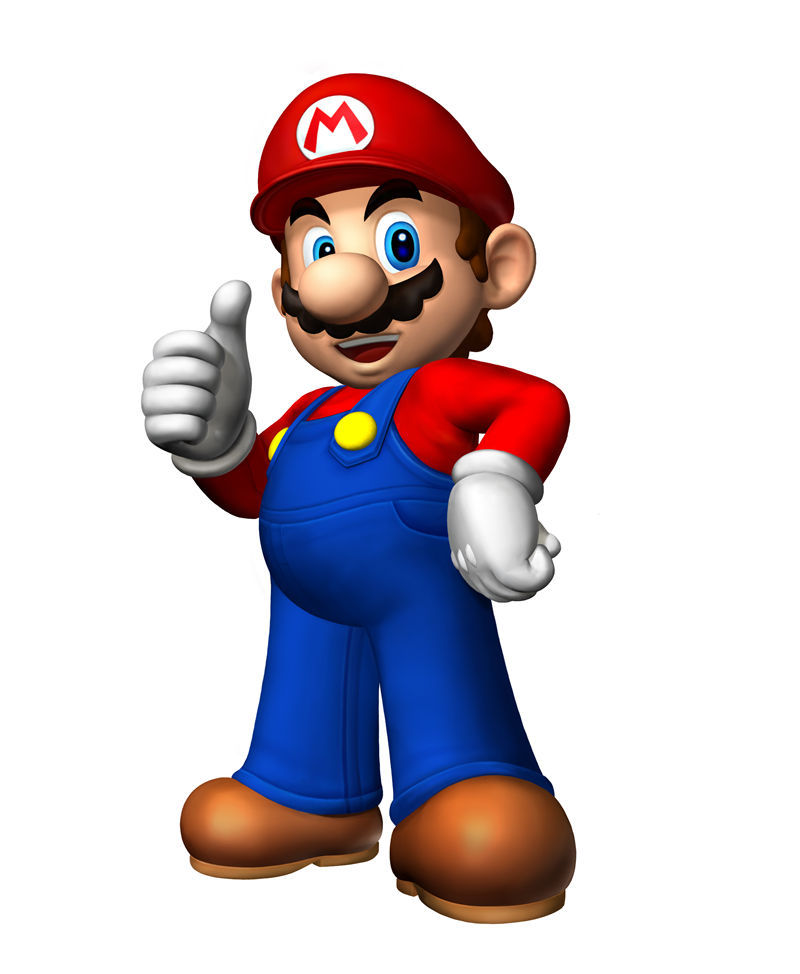 This is a graphic of Fan Mario Brothers Images