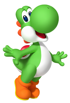 Yoshi | Clipart Panda - Free Clipart Images