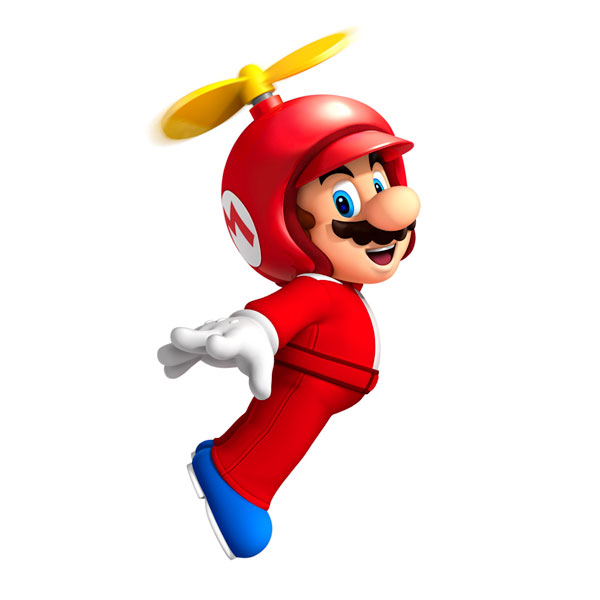 Mario Clip Art