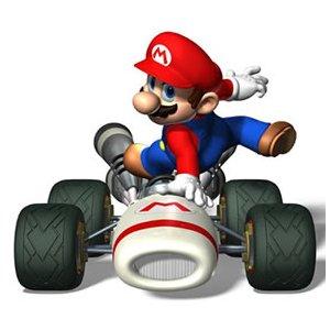 Mario Kart Clip Art