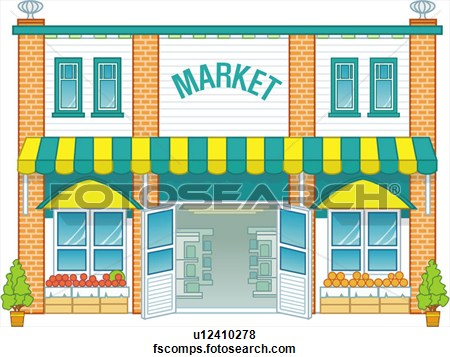 Market Clip Art | Clipart Panda - Free Clipart Images