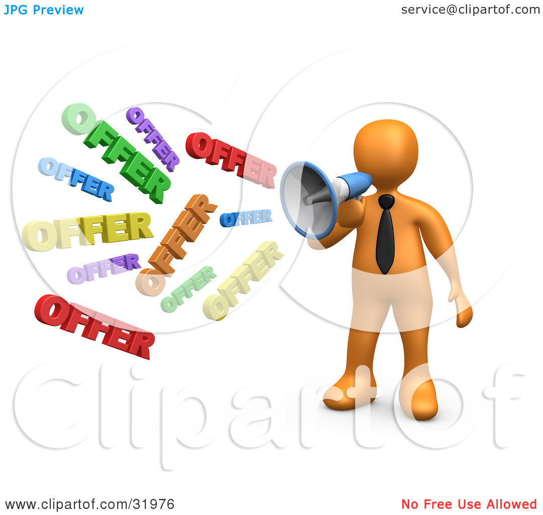 Sales and Marketing Clip Art – Cliparts