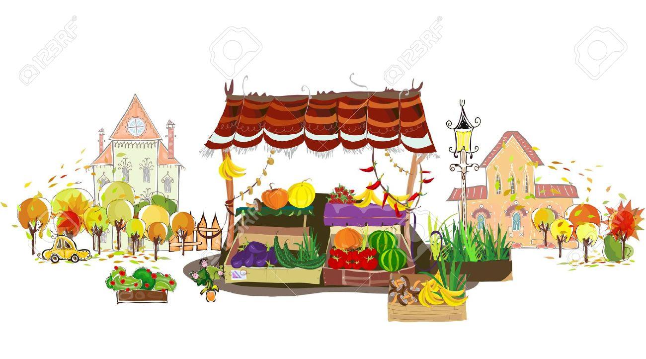 Marketplace Clip Art | Clipart Panda - Free Clipart Images