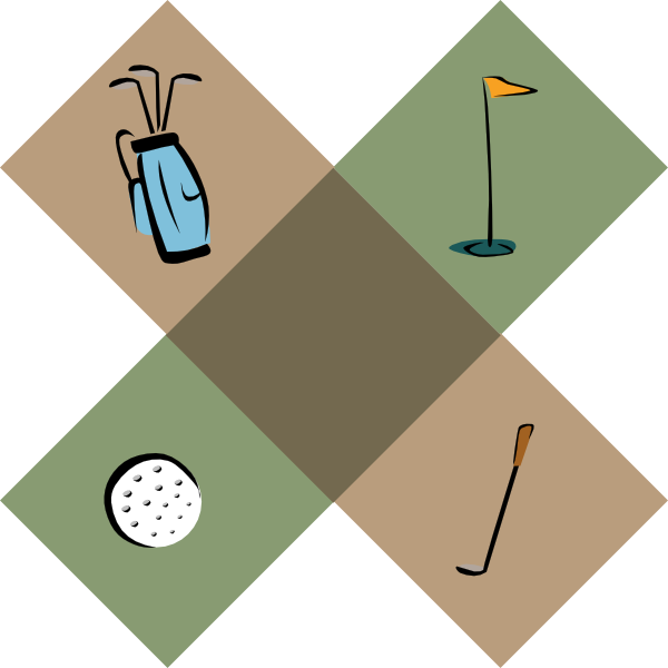 Golf Ball Borders   Clipart Panda - Free Clipart Images
