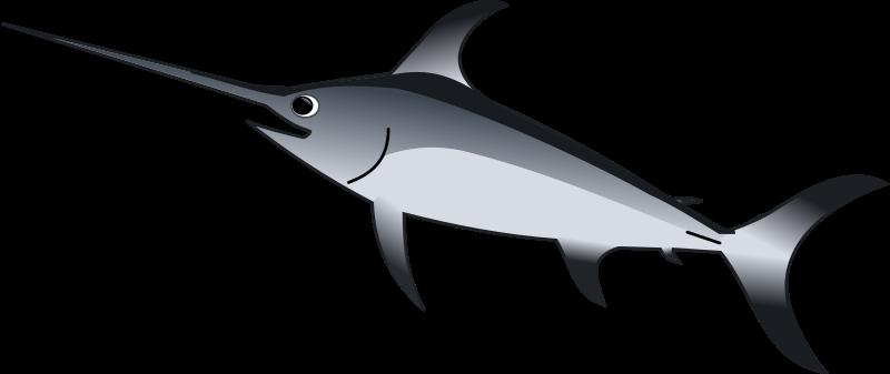 swordfish clipart clipart panda free clipart images rh clipartpanda com Swordfish Fish Swordfish Outline