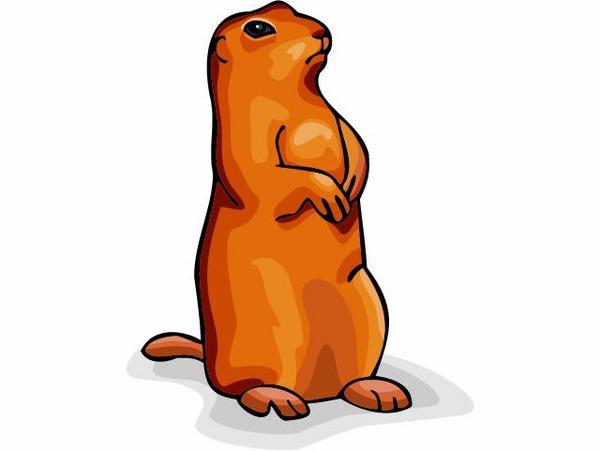 Marmot Clip Art | Clipart Panda - Free Clipart Images