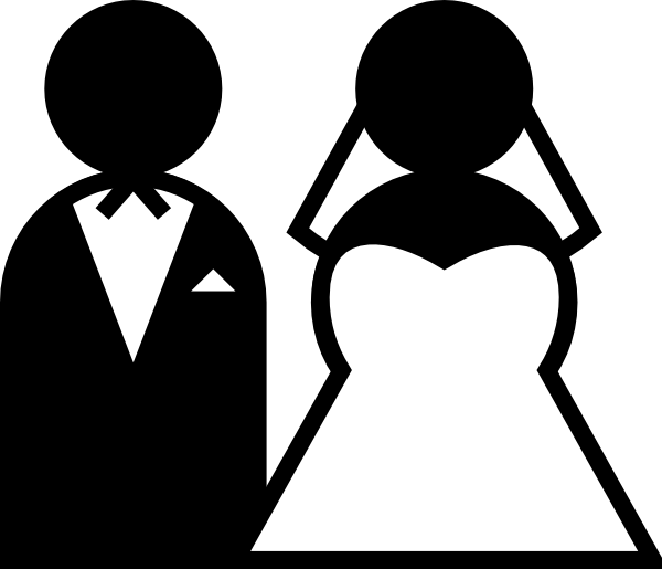 Remarriage Clipart