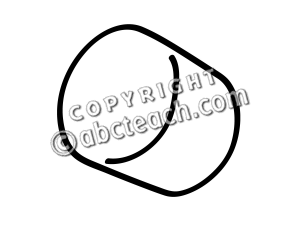 Marshmallow Clip Art Black And White | www.pixshark.com ...