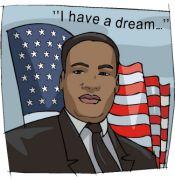 Clip Art Martin Luther King Jr Clip Art martin luther king jr day clipart panda free clipart