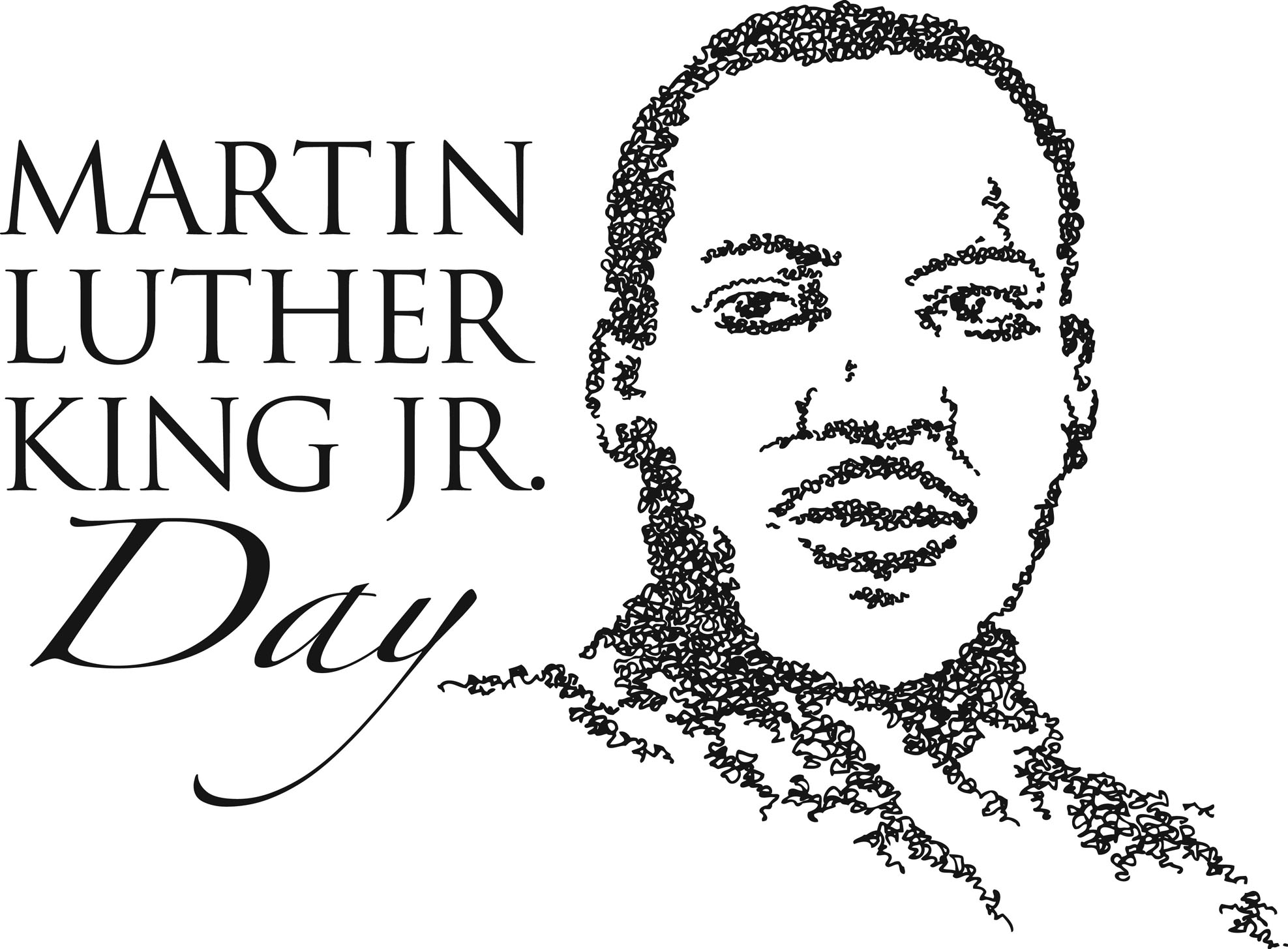 Martin Luther King Jr Day Clipart | Clipart Panda - Free Clipart ...