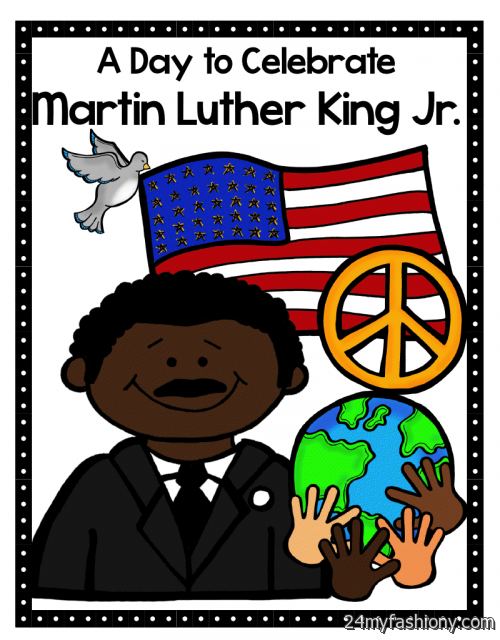 Free Martin Luther King Day Clipart Panda Free Clipart Images