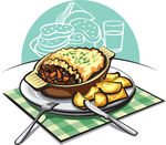 mashed%20potatoes%20and%20gravy%20clipart