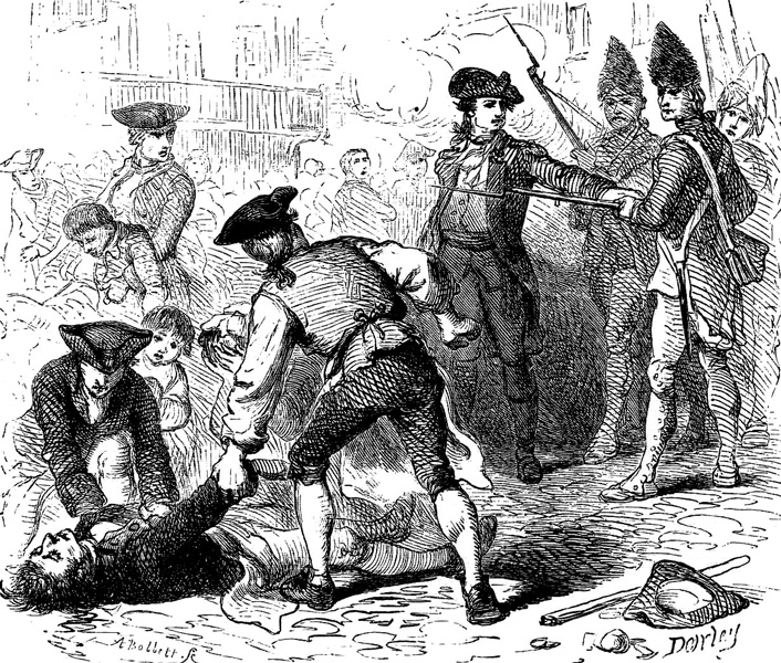 a history of the boston massacre from three different perspectives In my report i will be discussing the boston massacre i will be looking at the boston massacre from three different perspectives these perspectives are the boston.