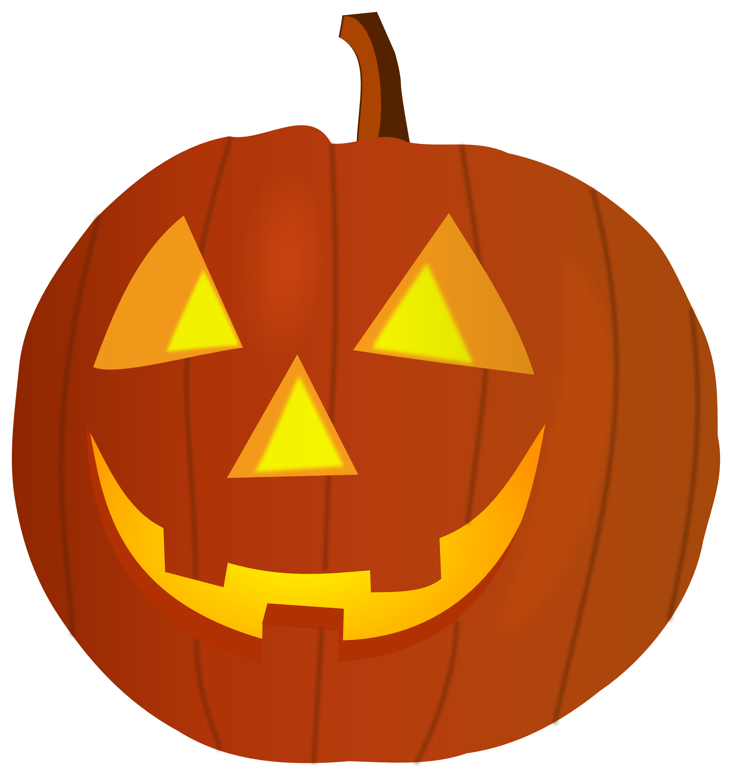 Halloween Pumpkin Carving Clip Art | Clipart Panda - Free ...