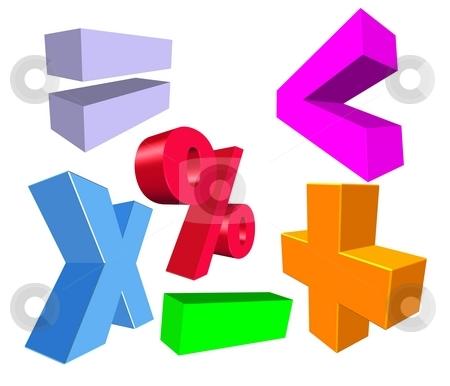 Math Symbols Backgroun...