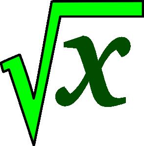 Math Symbols Clip Art ...