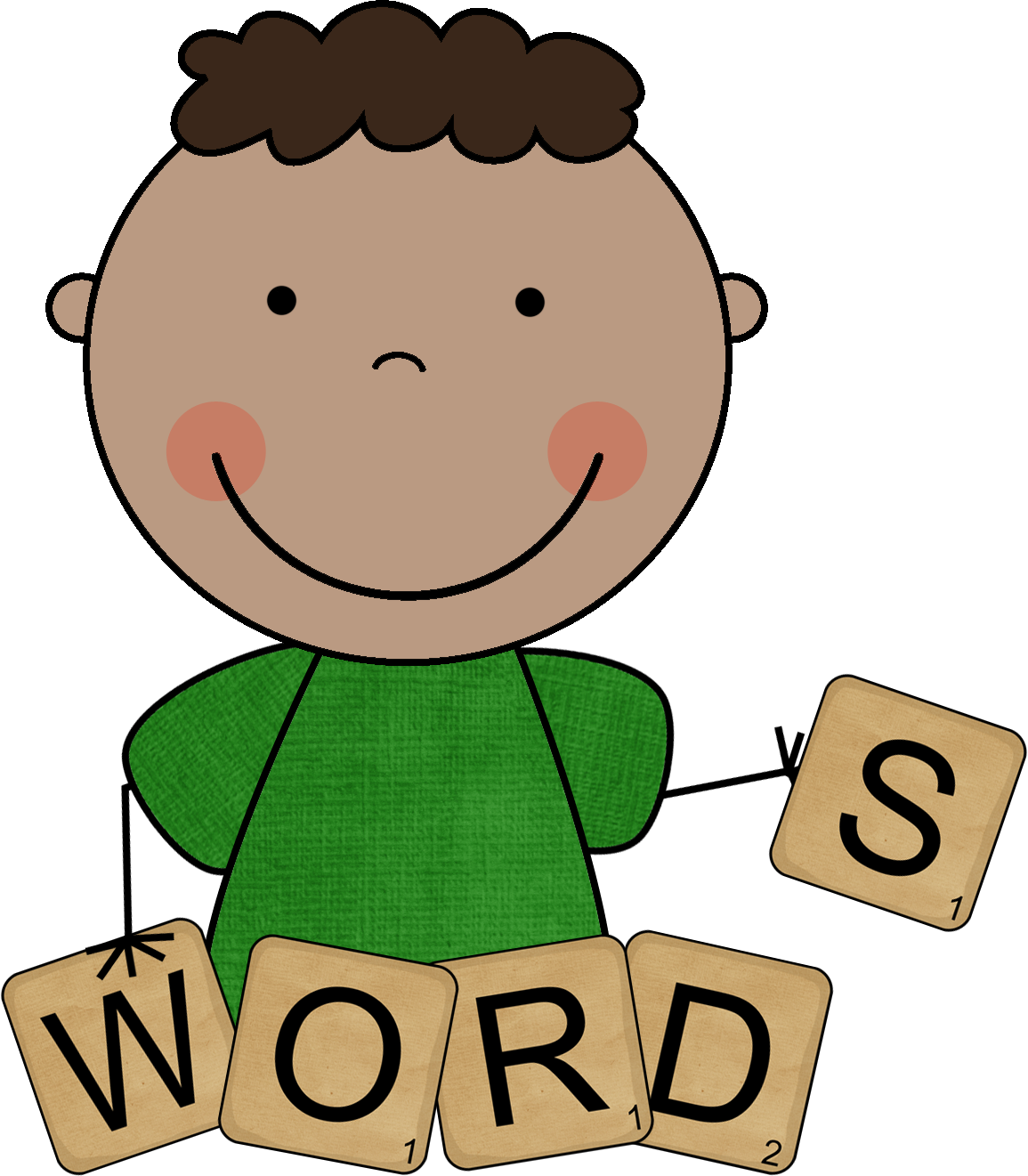 Daily 5 Word Work Clipart | Clipart - 774.6KB