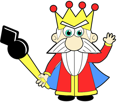 mean%20king%20cartoon