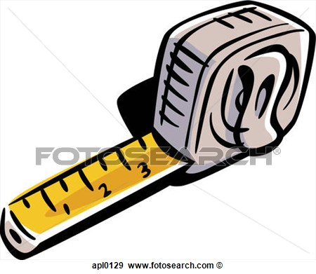 A tape measure | Clipart Panda - Free Clipart Images
