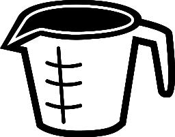 Clip Art Measuring Cup Clip Art measuring cup clipart panda free images