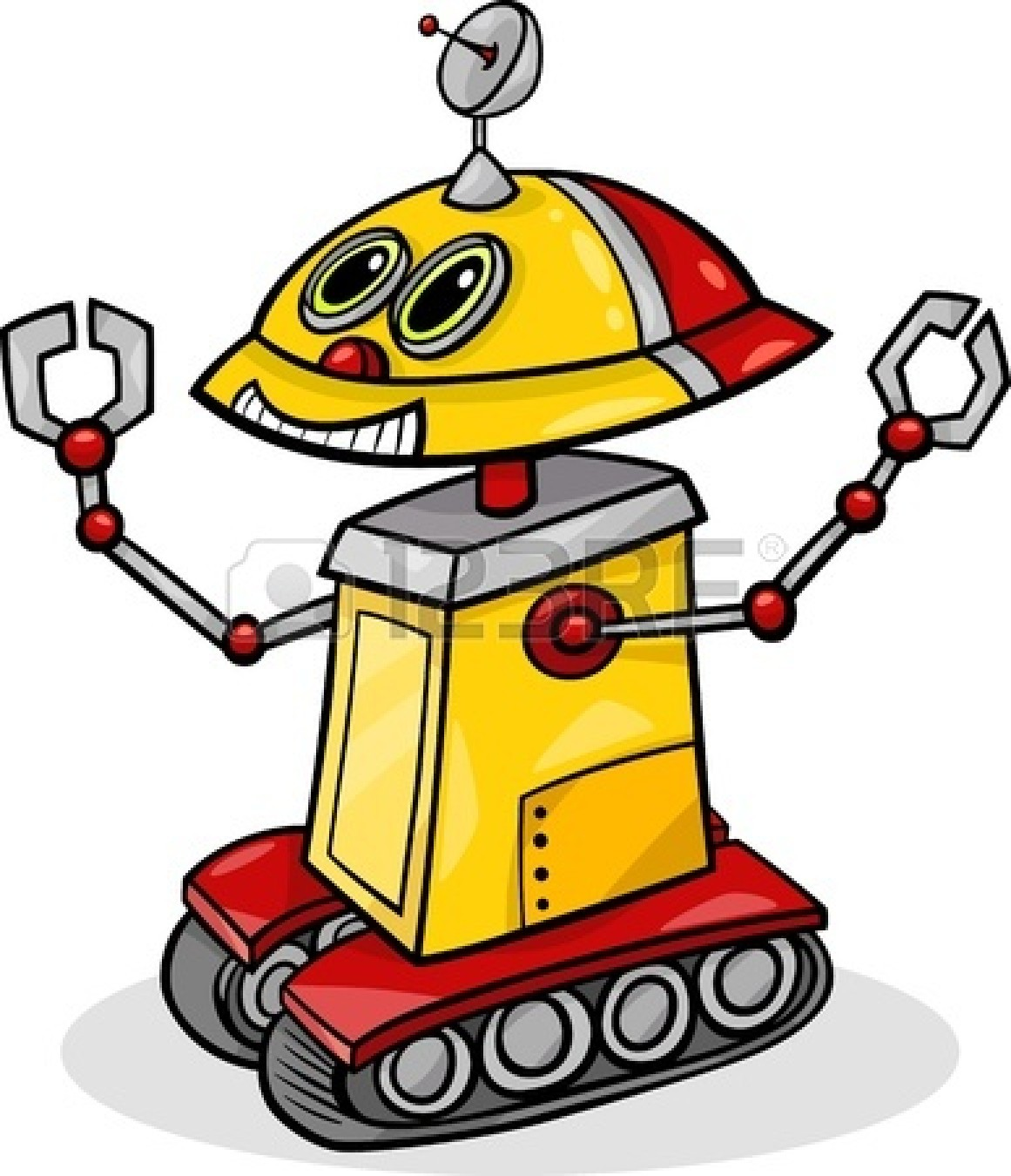sci fi mechanical : Cartoon | Clipart Panda - Free Clipart ...