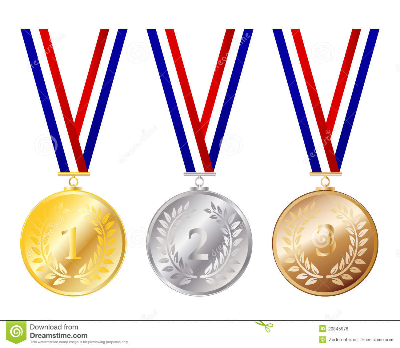 Image Gallery olympic medal clip art