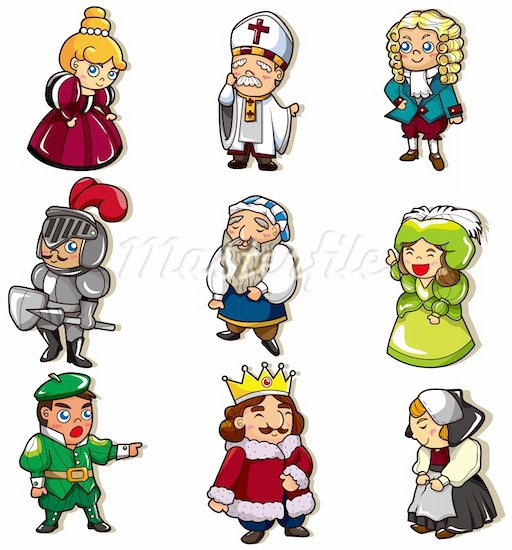 Medieval Lord Clipart Medieval Lord Cartoon ...